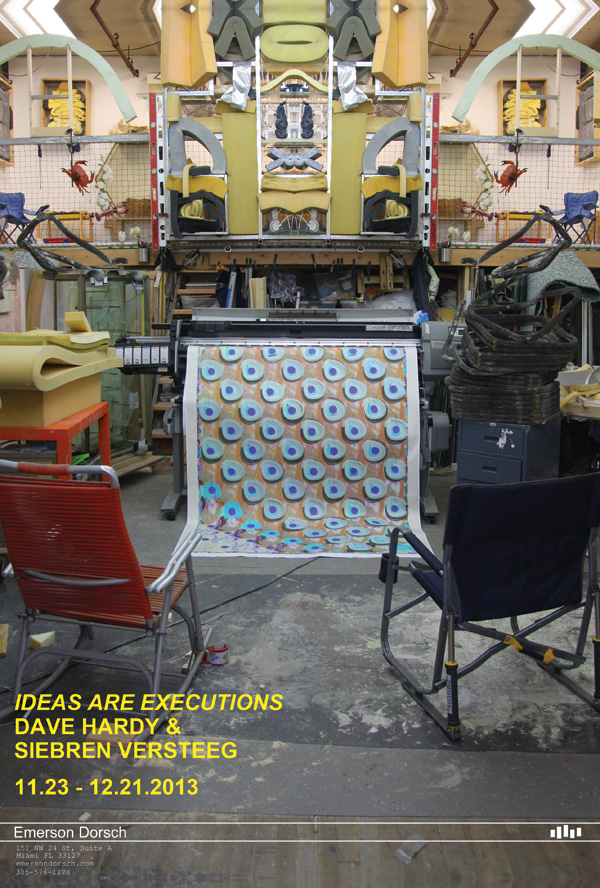 IDEAS ARE EXECUTIONS